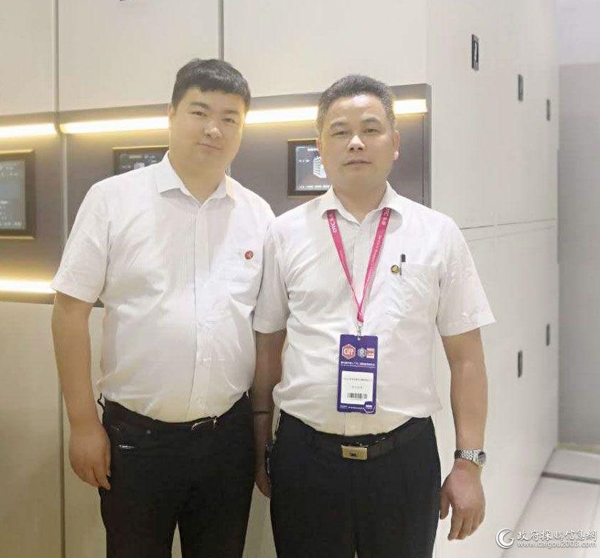 江西远大负责产品生产的副总经理蔡金林