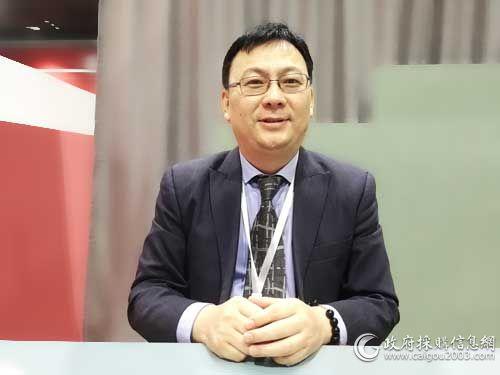 兆生张庆峰:政府应先行先试办公家具领先产品