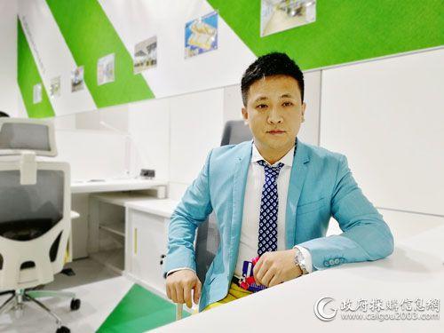 河北富都華創家具制造有限公司總經理曹鳳宇