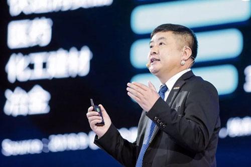 新华三集团副总裁、解决方案部总裁李立