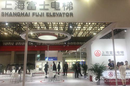 上海富士电梯