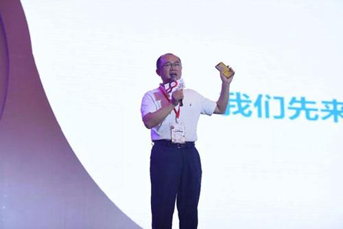 阿里巴巴集团旗下钉钉副总裁王小军先生带来了钉钉全新的《数字化工作方式》,并进行了现场演示