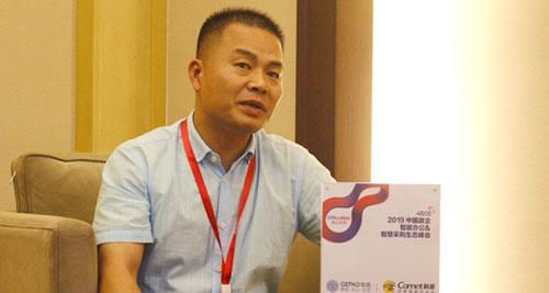 广州阳光科密电子科技有限公司董事长陈善明