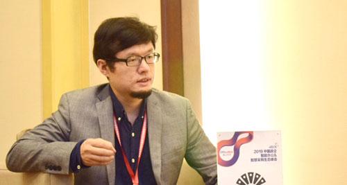 广州茶里电子商务有限公司副总经理孙志国