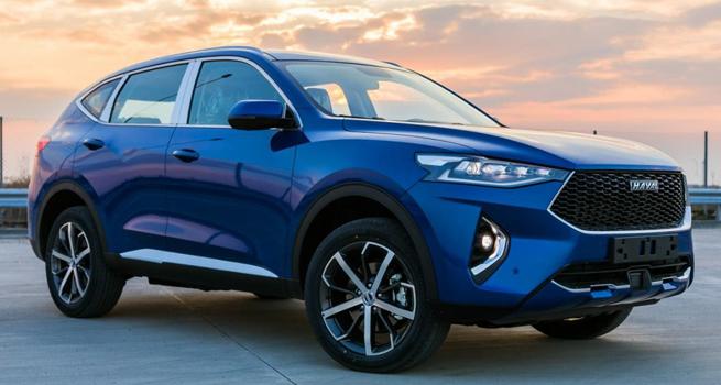 哈弗F7在俄投产上市 全工艺整车制造厂更具竞争力