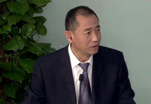 青島市行政審批服務局副局長楊鋼銳