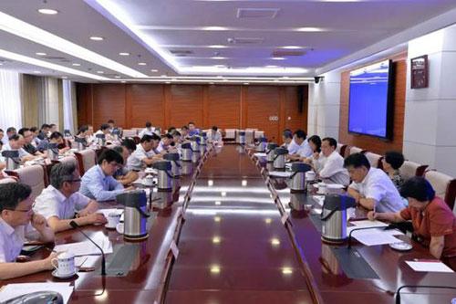 国家发展改革委有关负责人主持召开公共资源交易平台整合工作部际联席会议第四次会议