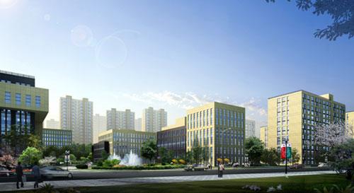 五甲万京(赤峰)信息科技产业园