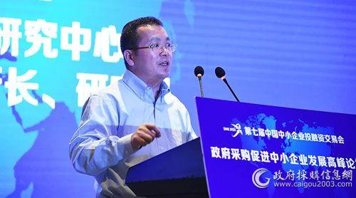 国务院发展研究中心企业研究所副所长、研究员袁东明