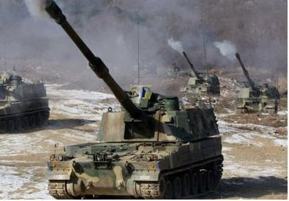 印度�M采��n∞K-9火炮