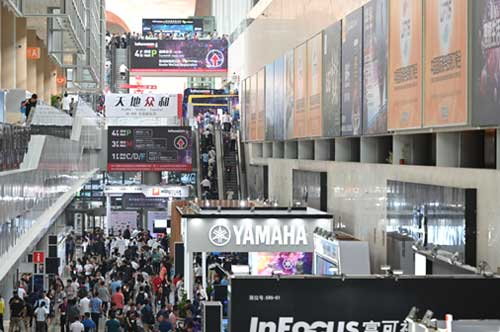 北京InfoComm China 2019现场图集
