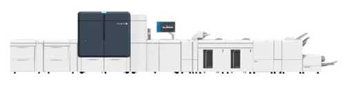 Iridesse™6色生产型数字印刷机