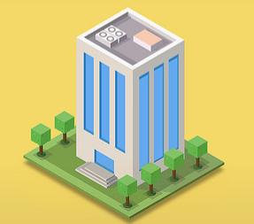 快意电梯为广东光大集团提供112台电梯