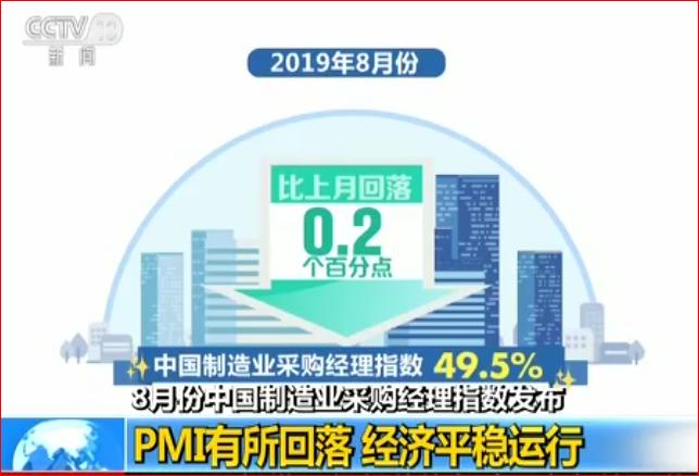 8月份中国制造业365bet五大联赛_百度365bet_365bet 动画经理指数发布 PMI有所回落 经济平稳运行