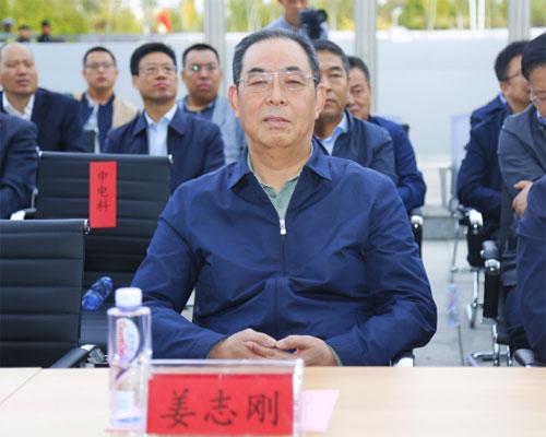 宁夏回族自治区党委副书记、银川市委书记姜志刚