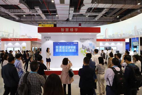 第二届中国国际进博会日立电梯最高速技术方案亮点在哪?