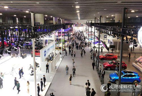 广州车展22日开幕 全球首发车38台