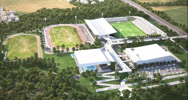 毛里求斯综合体育中心