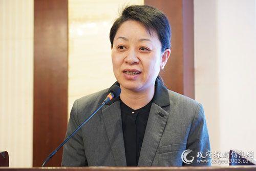國際關系學院公共市場與政府采購研究所研究員孟曄副教授