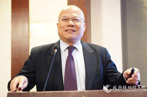 中機國際招標有限公司岳小川總經理