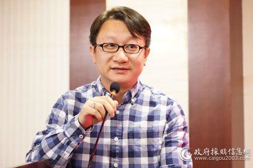 國資委研究中心呂漢陽處長