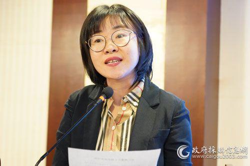 中共中央直屬機關采購中心李響副處長