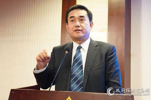 中國國資國企產業創新聯盟、中國采購與招標網高志剛副理事長