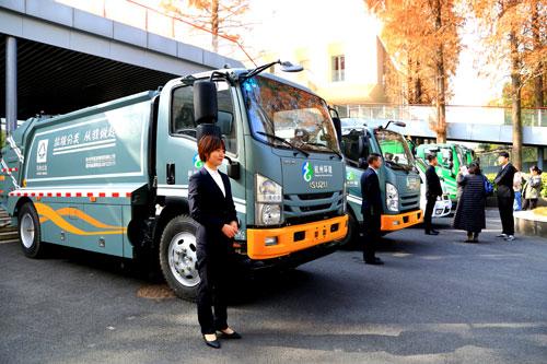 悦达专用车再获80辆大单 助力杭州打造清洁城市