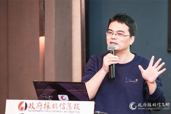 秦勇:采购预算逾14亿 中国气象局采购中心如何做好一条龙服务