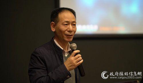 江苏省市场监督管理局副处长 张波