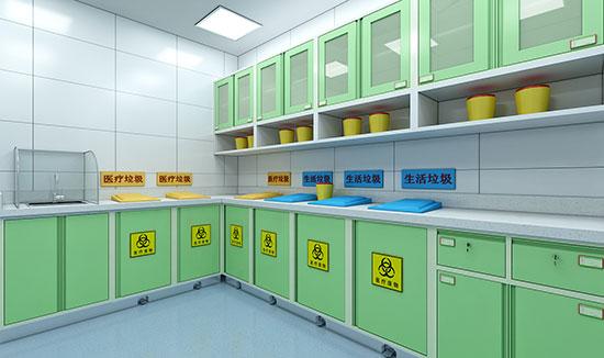 处置室解决方案