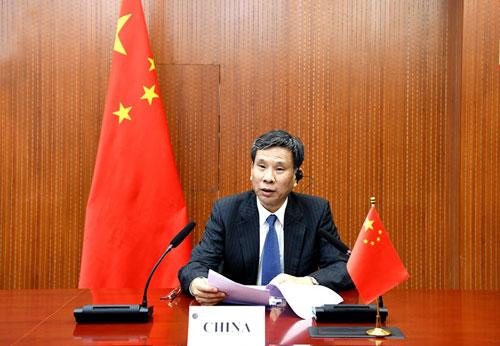 劉昆出席世界銀行春季會議發展委員會部長級視頻會議