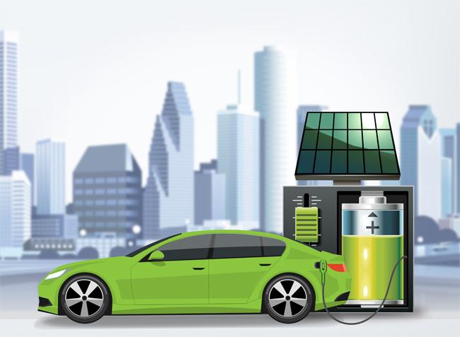 財政部定了 明后兩年減免新能源汽車購置稅