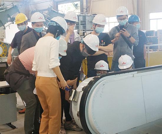 广日电梯中标轨道交通超级订单 样机验收通过将量产