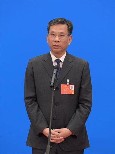 財政部部長劉昆出席