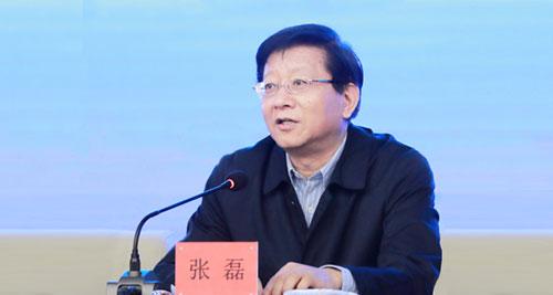 全國人大代表、內蒙古自治區財政廳廳長張磊