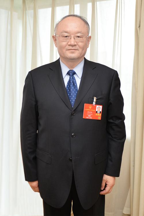 全國人大代表、山東省財政廳廳長劉興云