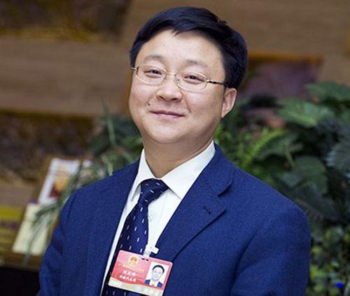 """""""最资深""""代表:科大讯飞董事长刘庆峰"""