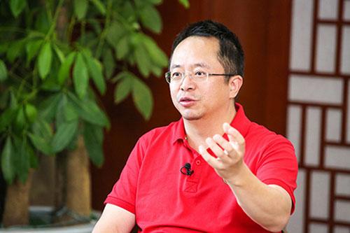 """""""最红""""代表:360集团董事长兼CEO周鸿祎"""