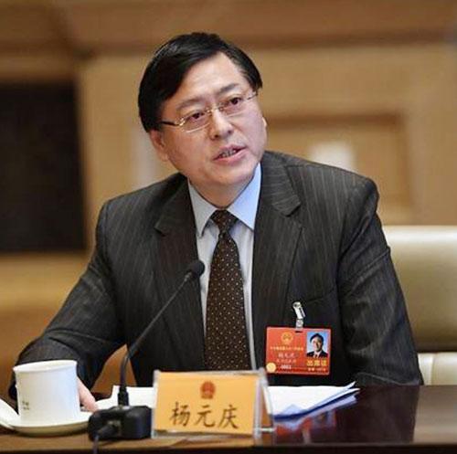 """""""最稳""""代表:联想集团董事长兼CEO杨元庆"""