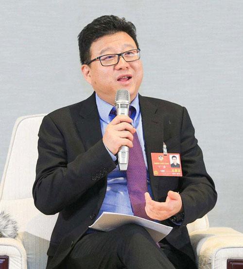 """""""最烦""""代表:网易公司CEO丁磊"""