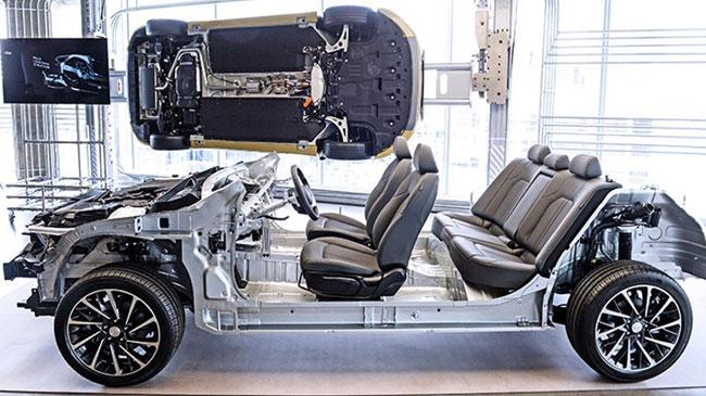 顶尖技术武装全新K5凯酷  起亚全球战略车型导入中国