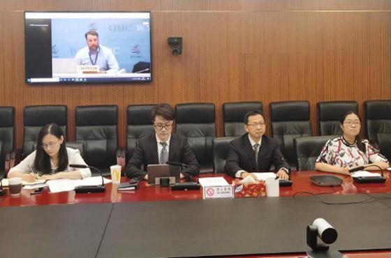 国库司参加《政府采购协定》2020年第二轮多边谈判
