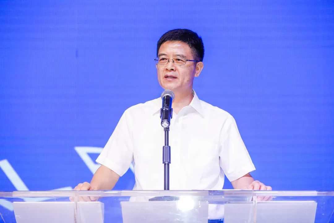 中国对外贸易中心(集团)徐兵副总裁致辞
