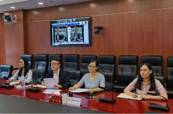 财政部国库司参加政府采购促进中小企业国际研讨会