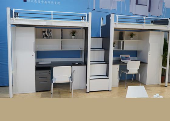 校用家具一直是参展商及观众关注焦点