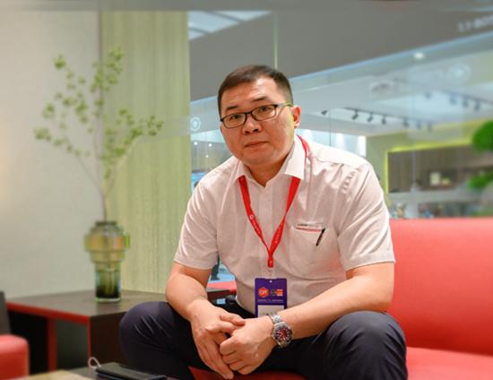 中泰龙副总李灏霖:加大市场参与力度 更多考虑终端用户需求