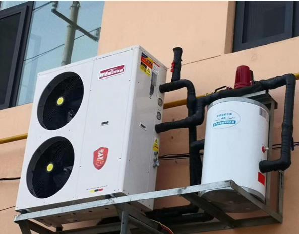 10月份全面完成清洁取暖改造任务,空气源热泵迎来市场发展机遇