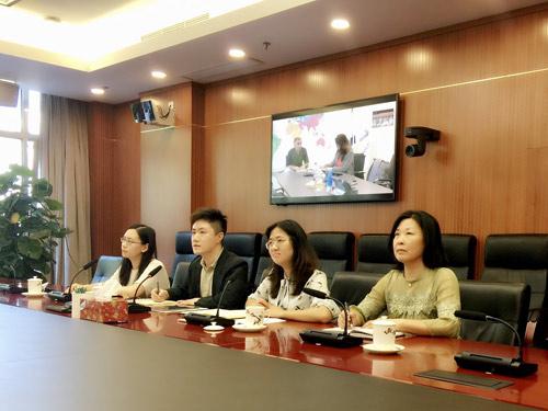 國庫司參加中國-以色列自貿協定第8輪談判政府采購議題視頻磋商