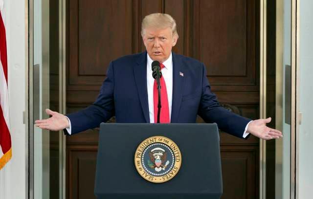 特朗普:生產轉移到中國的美企將被禁止參與聯邦政府采購
